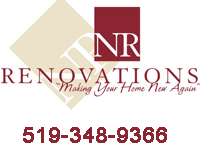 NR Renovations Logo